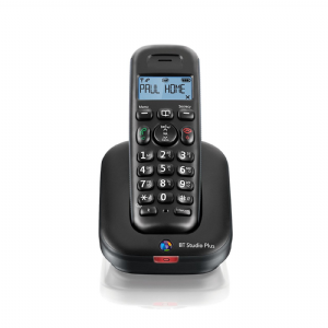 BT Studio 5100/5500 Plus DECT Cordless Additional Handset & Charger